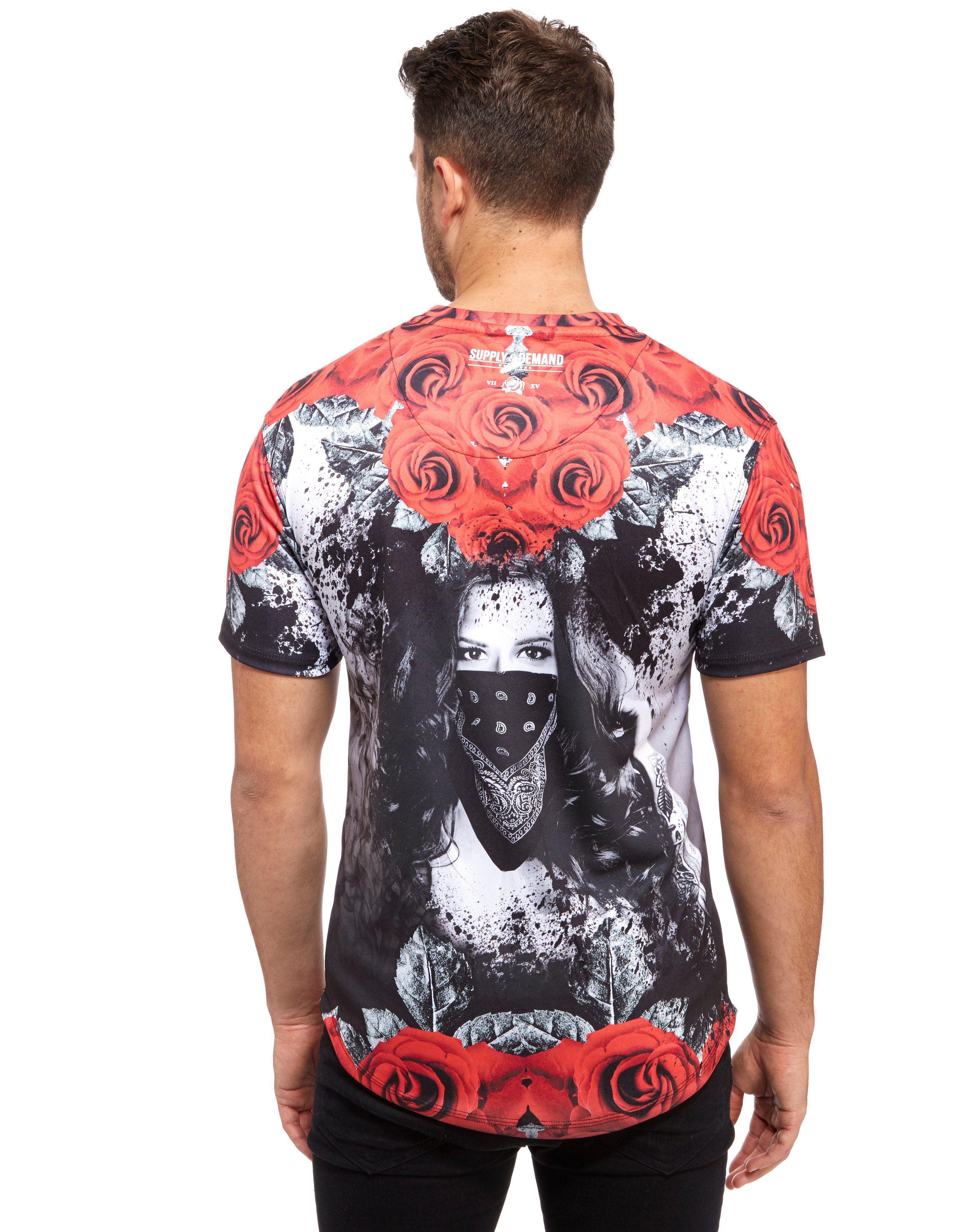 Supply & Demand Lust T-Shirt