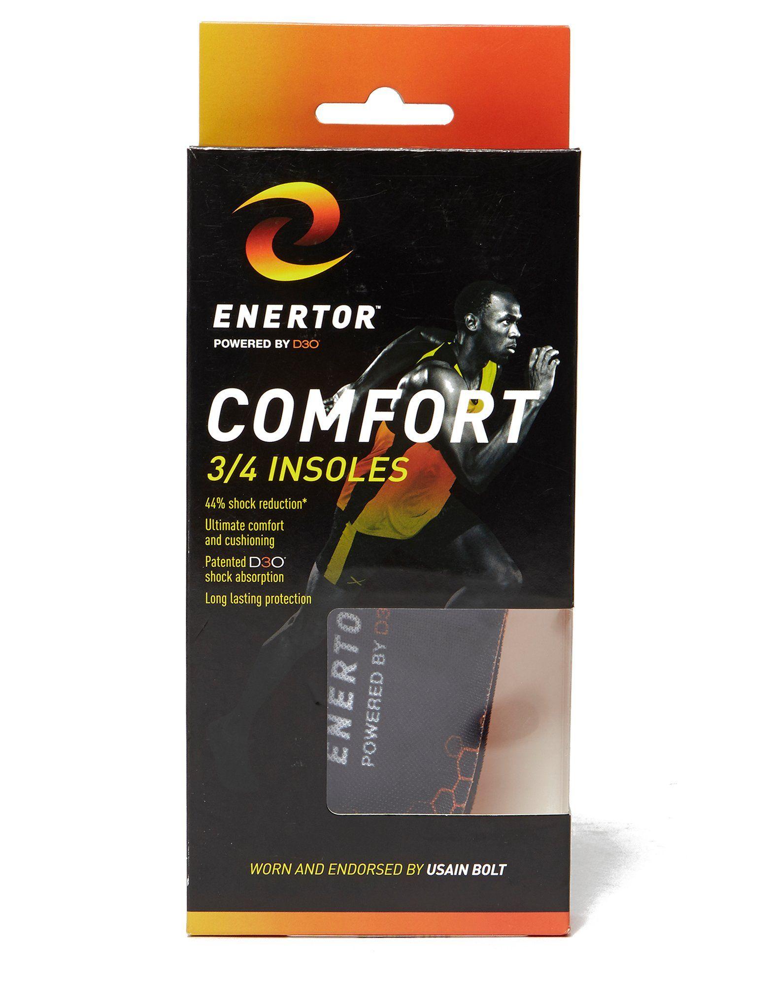 Enertor Comfort 3/4 Length Insoles