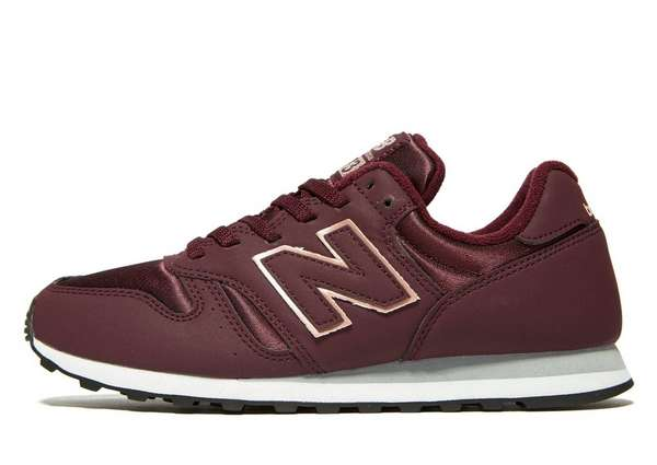 New Balance 373 - Women's Trainers - Red 296588