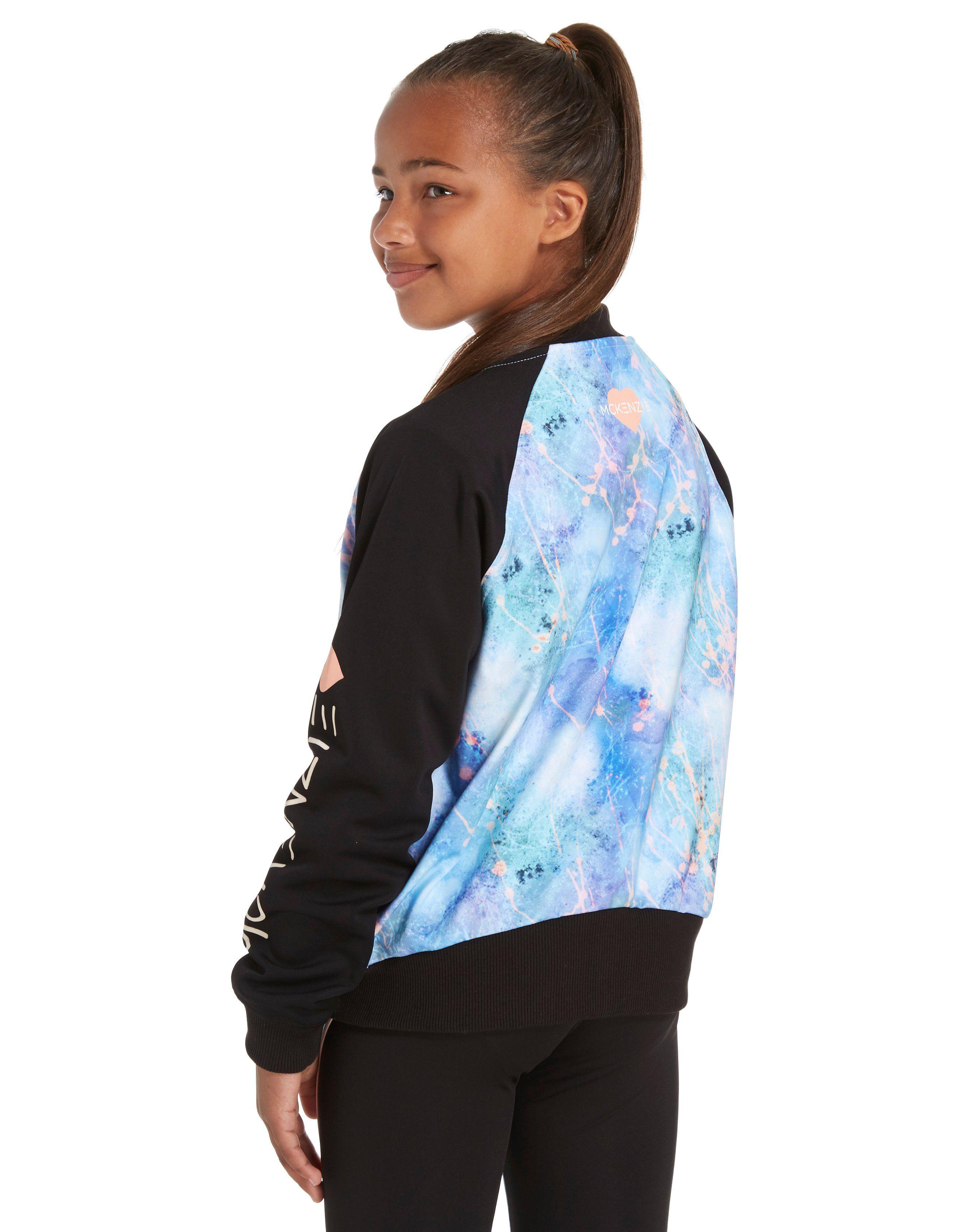 McKenzie Girls' Harper Bomber Jacket Junior