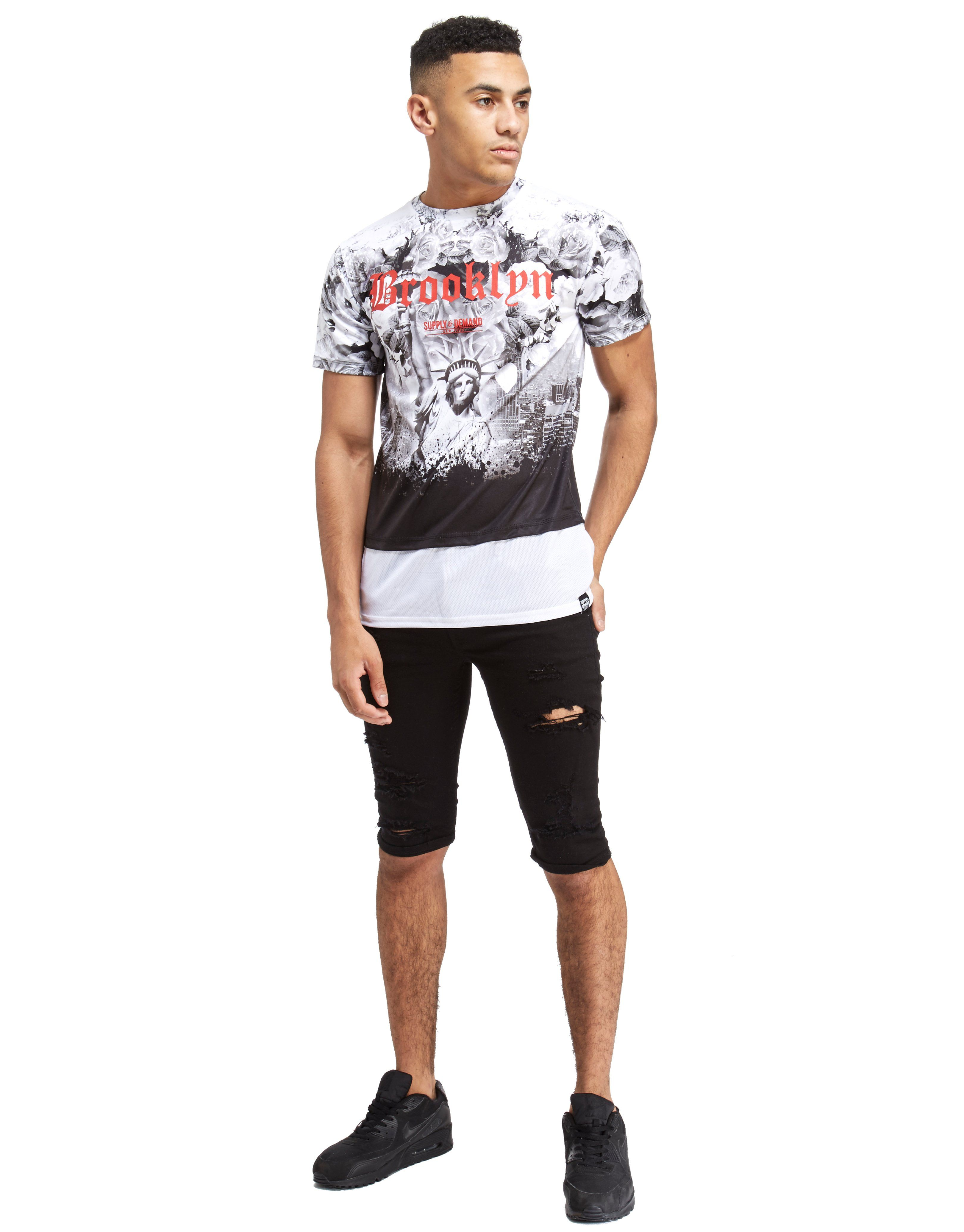 Supply & Demand Proud T-Shirt