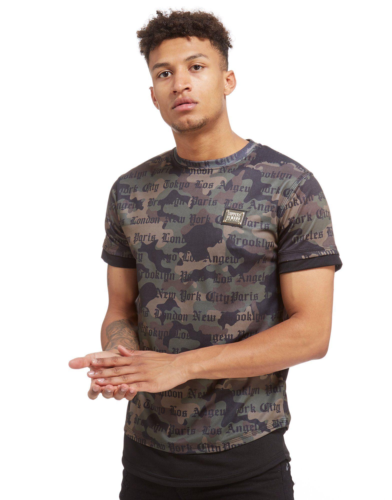 Supply & Demand Attention T-Shirt