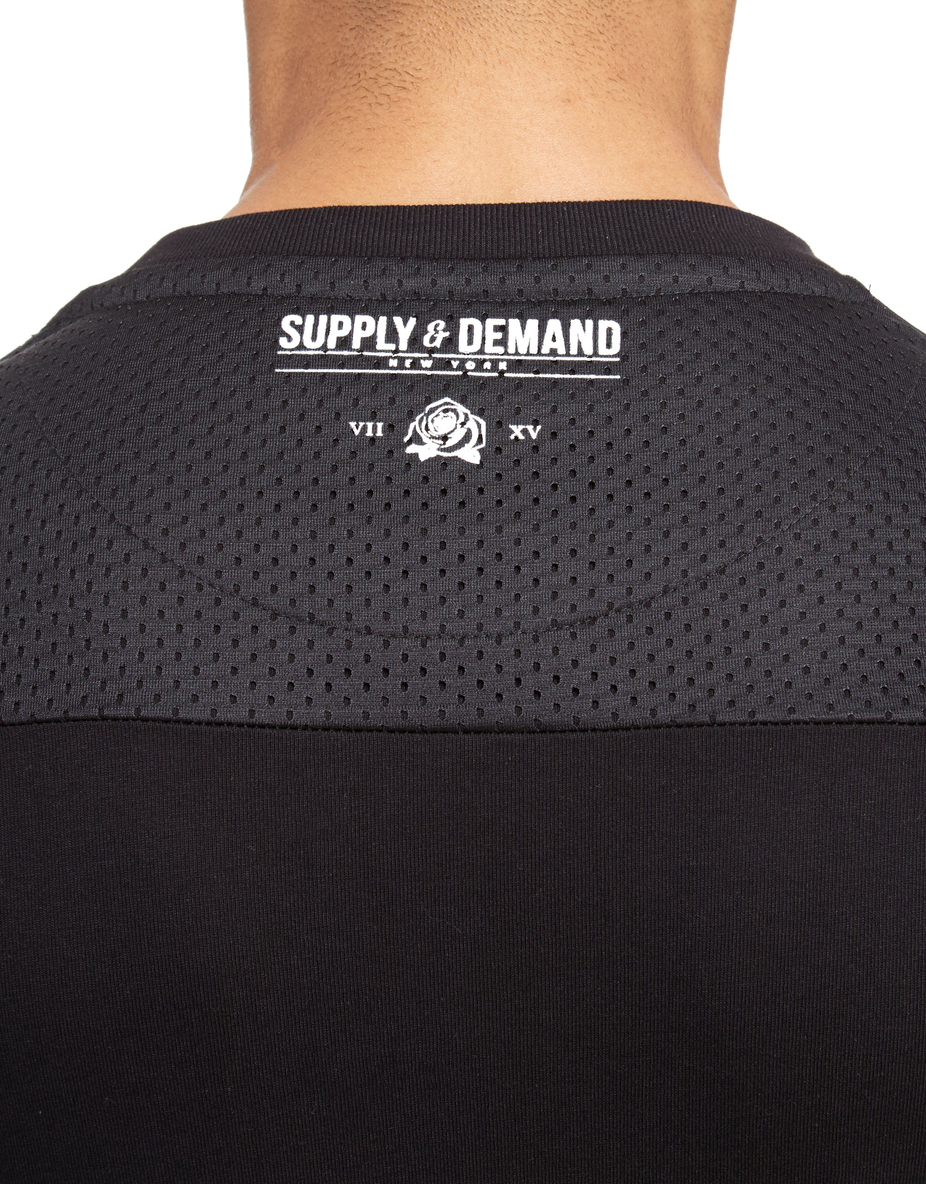 Supply & Demand Motor Long-Sleeved T-Shirt
