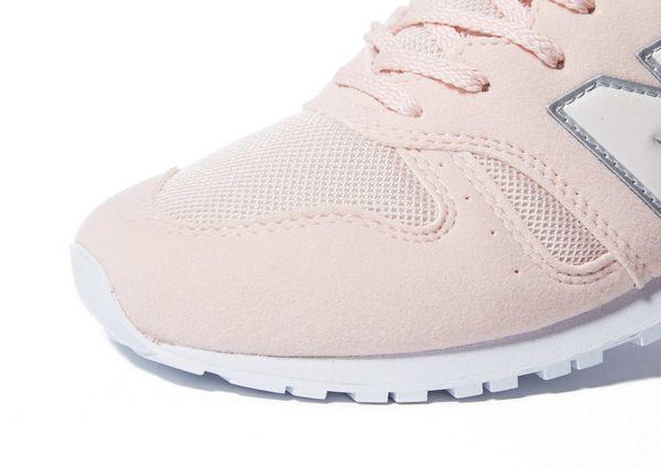 new balance 373 junior pink