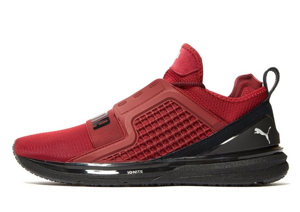 puma ignite limitless red