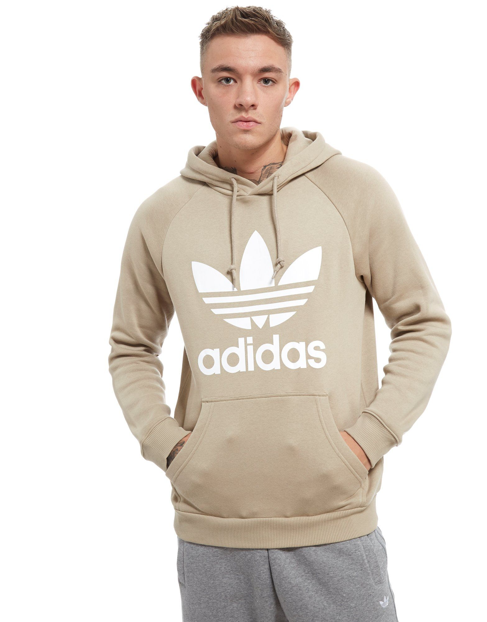 adidas originals trefoil hoodie jd sports. Black Bedroom Furniture Sets. Home Design Ideas