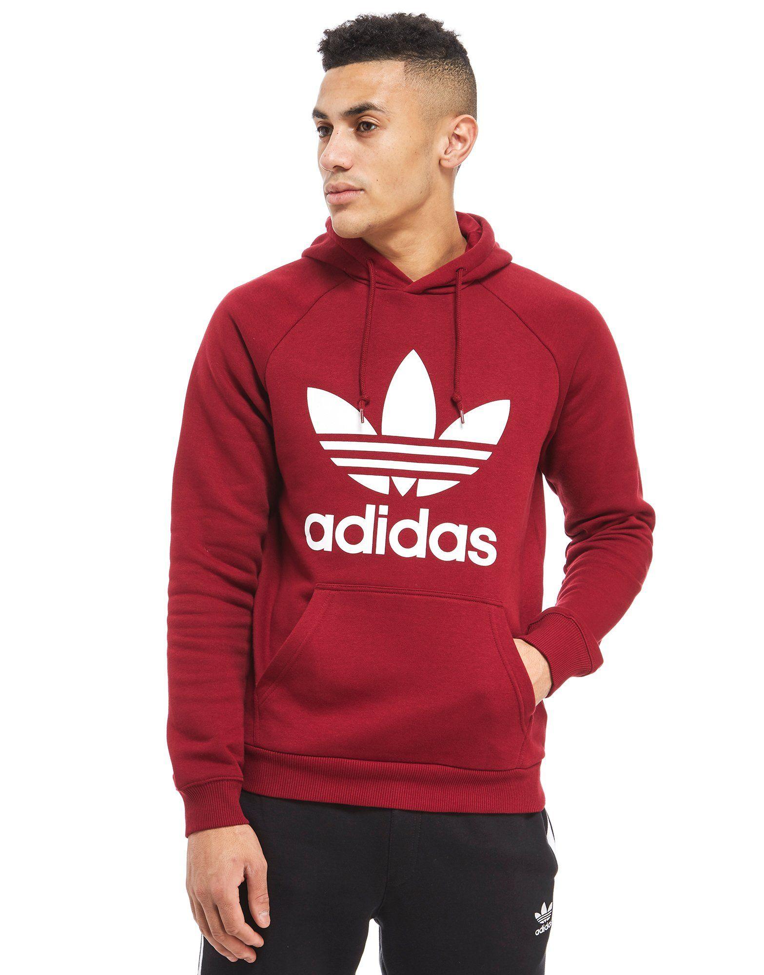 7796d84a5a21 Adidas Red Hoodies l-d-c.co.uk