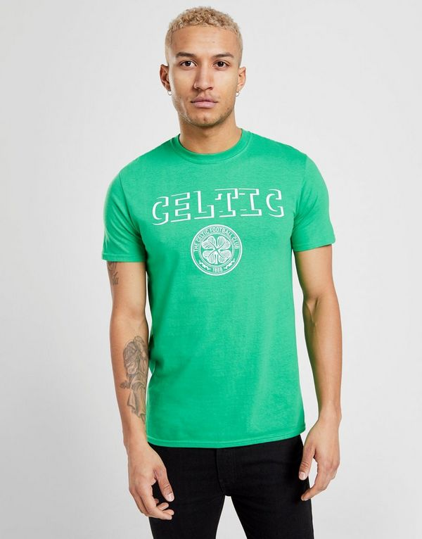 New Balance Celtic Badge Shirt  e01fa9ef1