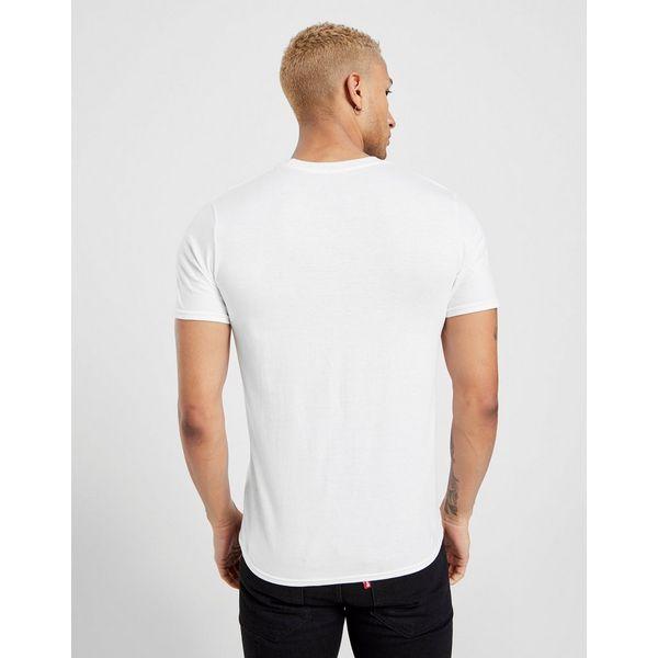 Official Team Liverpool FC Liverbird T-Shirt Heren