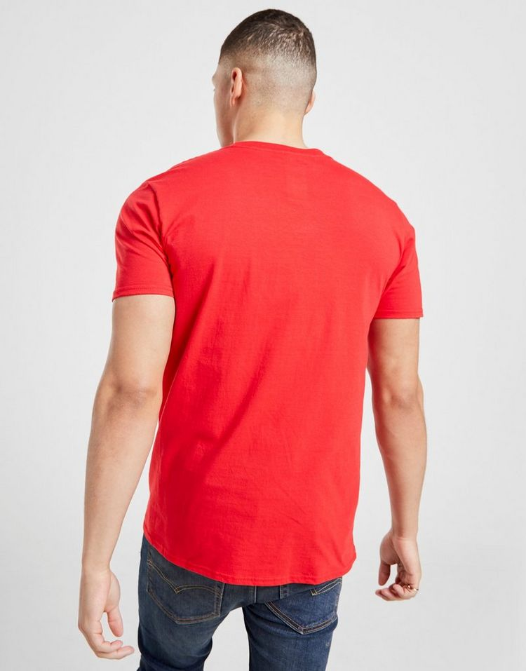 Official Team Liverpool FC YNWA T-Shirt Heren