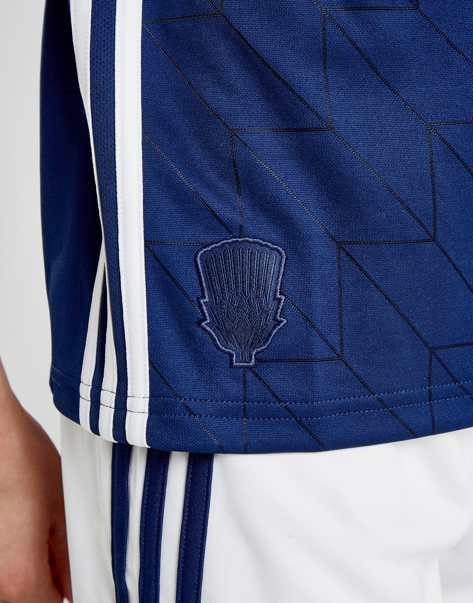 adidas Scotland 2018/19 Home Shirt Junior