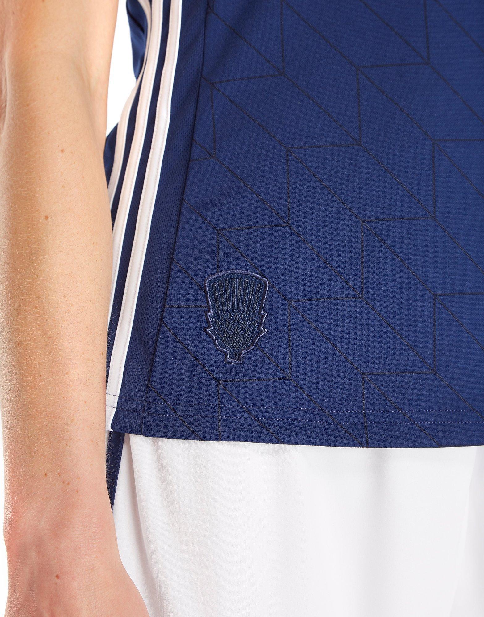 adidas Scotland 2018/19 Home Shirt Women's