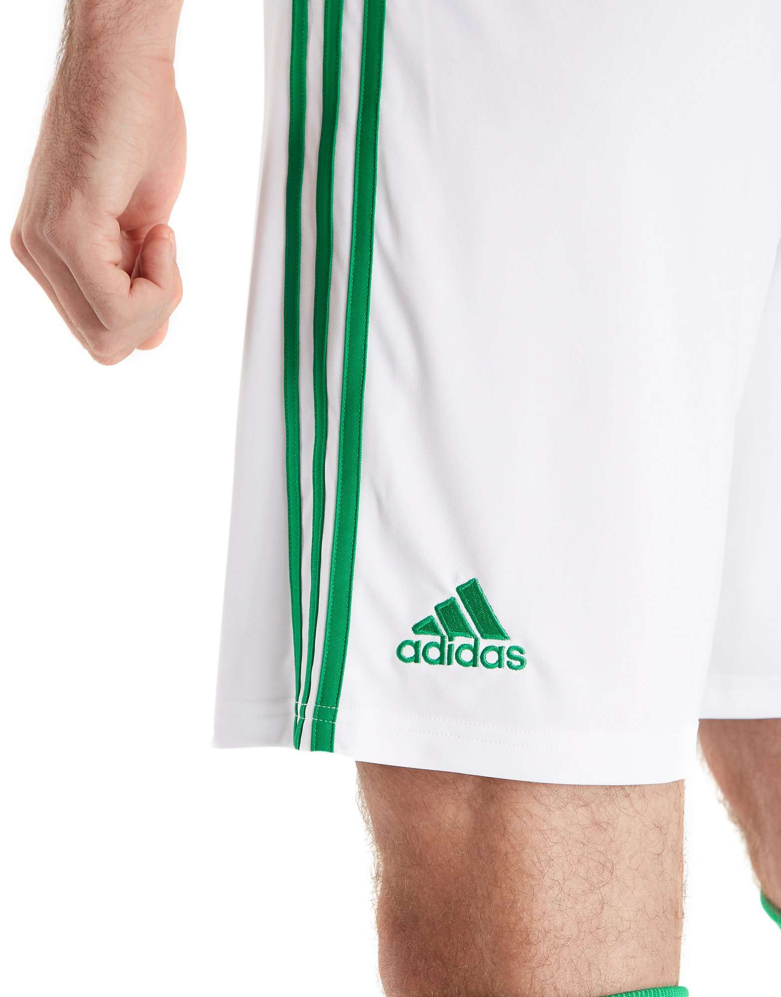adidas Northern Ireland 2018/19 Home Shorts