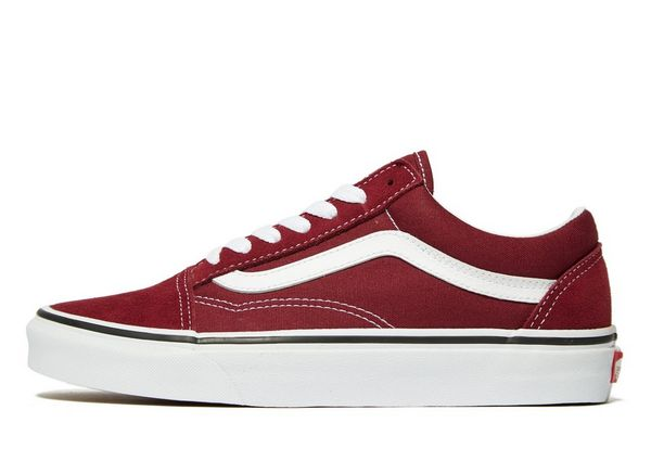 vans bordeaux damen