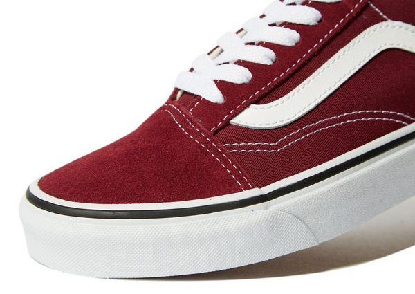 vans old skool damen bordeaux