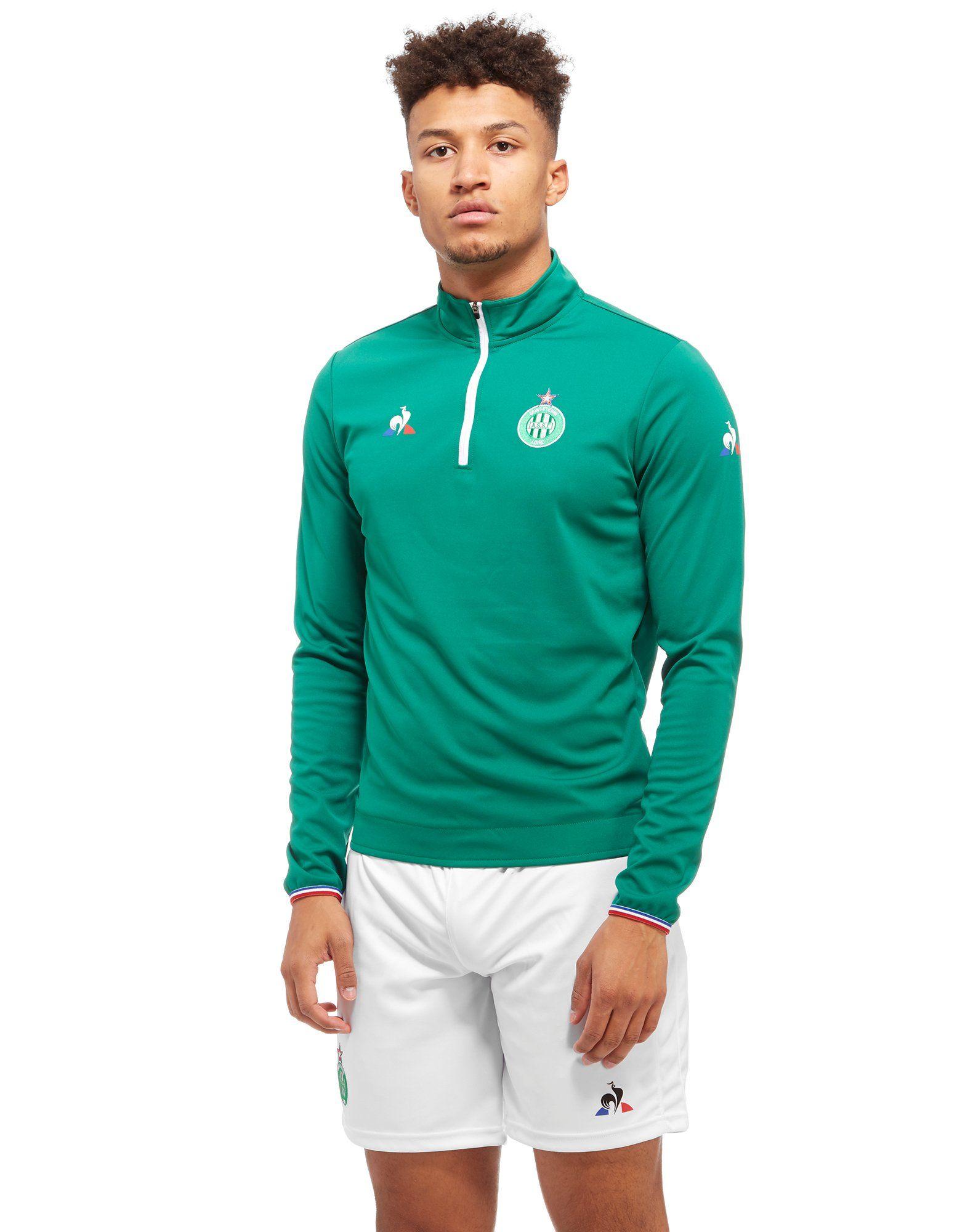 Le Coq Sportif AS Saint Etienne 2017/18 Home Shorts