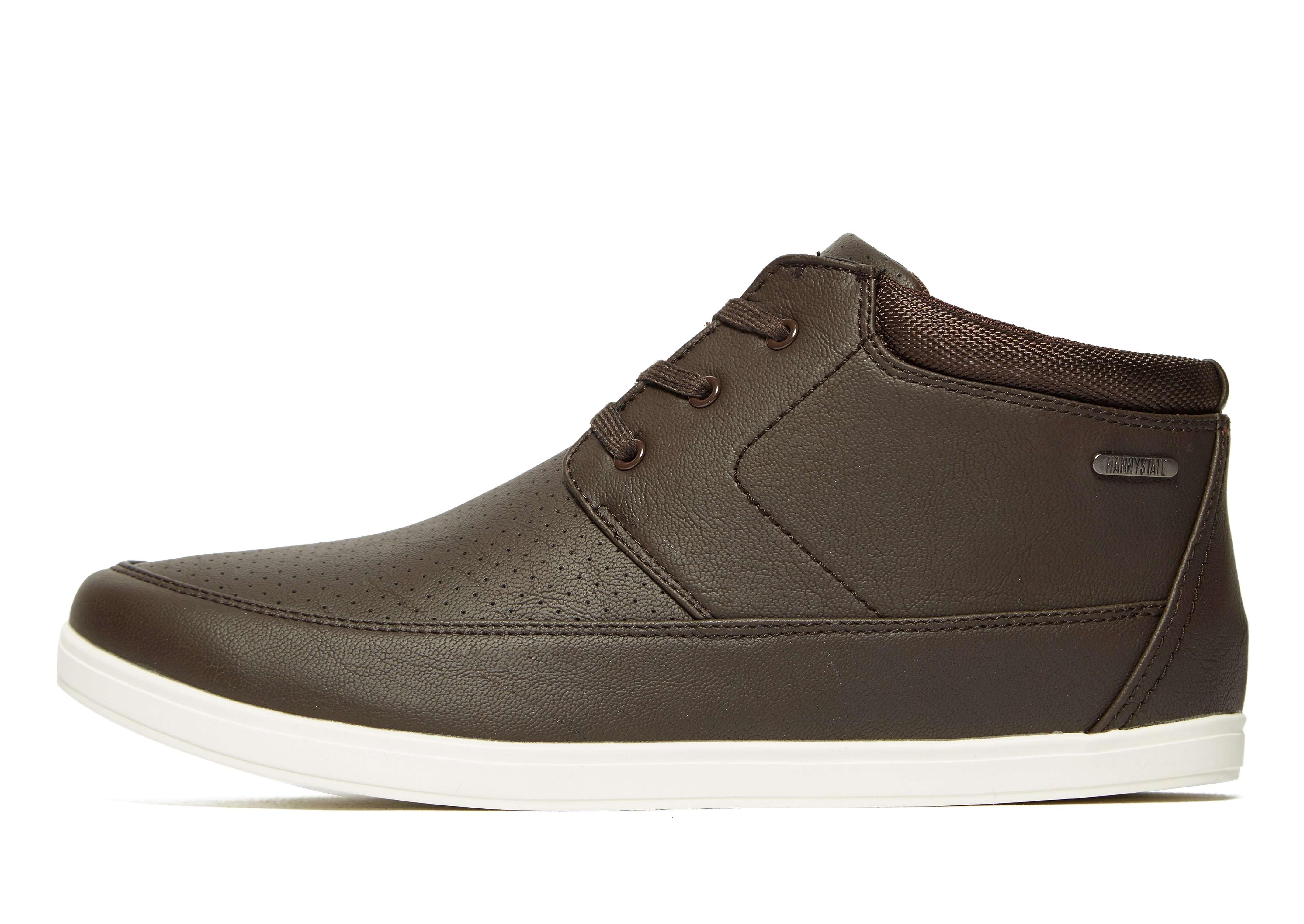 Nanny State Michigan - Men's Skate Shoes - Brown 299356
