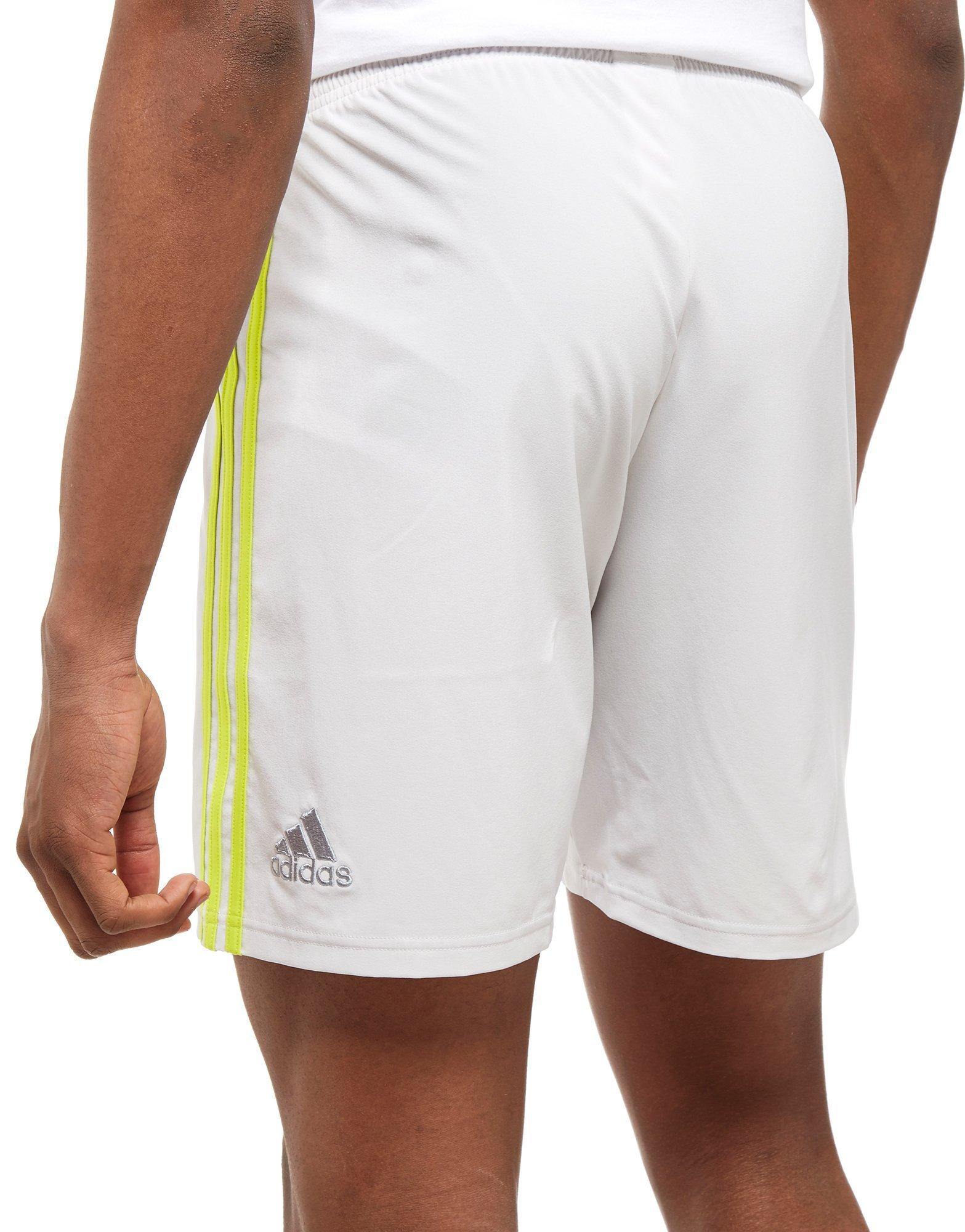 adidas Scotland 2018/19 Home Goalkeeper Shorts