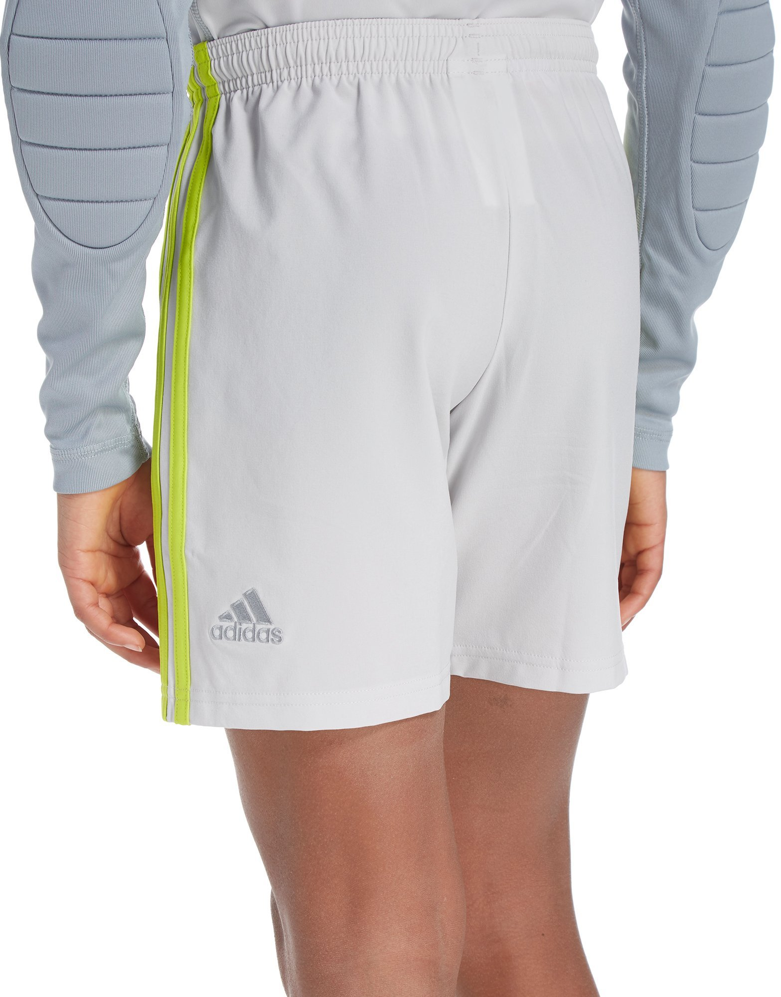 adidas Scotland 2018/19 Home Goalkeeper Shorts Junior