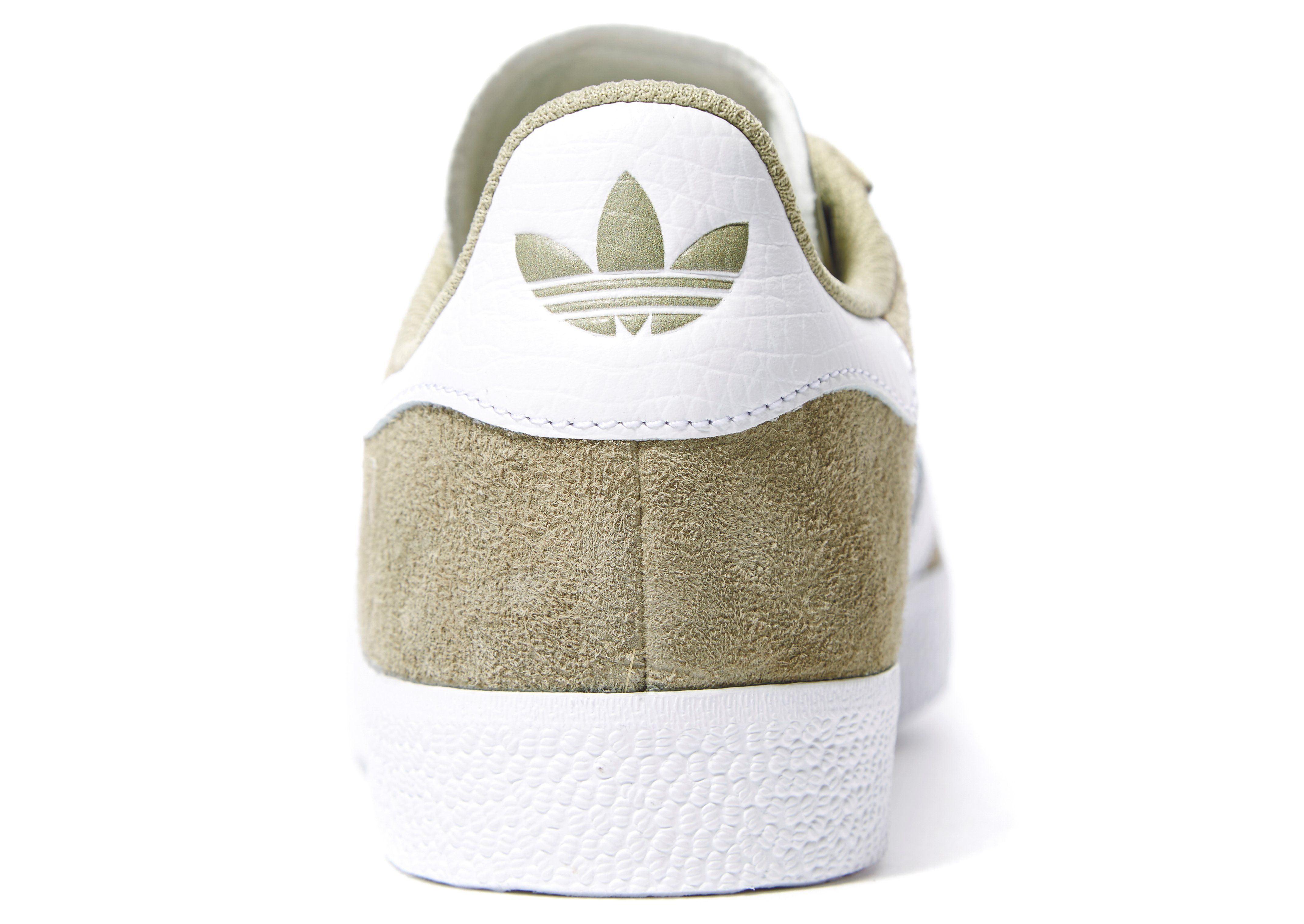 adidas Originals Gazelle Damen Braun Perfekte Online-Verkauf Auslass Veröffentlichungstermine Verkaufsshop LcoXuD