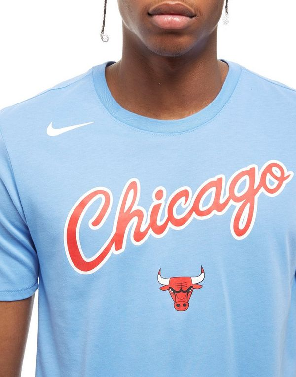 Nike NBA Chicago Bulls City T-Shirt