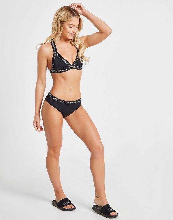 Guess Tape Bikini Top Dames