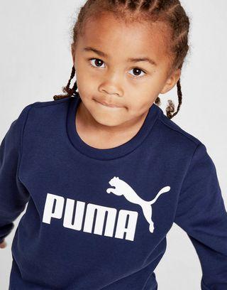 PUMA Ensemble de Survêtement Logo Crew Enfant