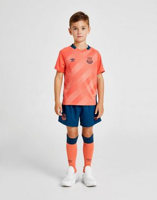 new product 6fb0e b01ca Umbro Everton FC 2019/20 Away Kit Children | JD Sports Ireland