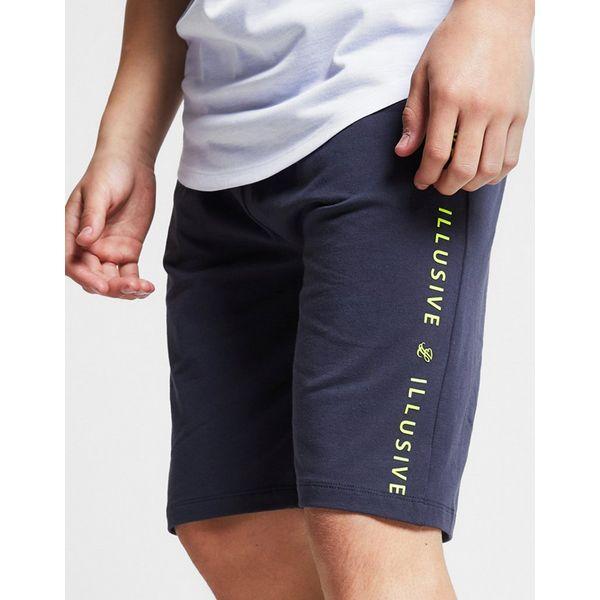ILLUSIVE LONDON Repeat Print Shorts Junior