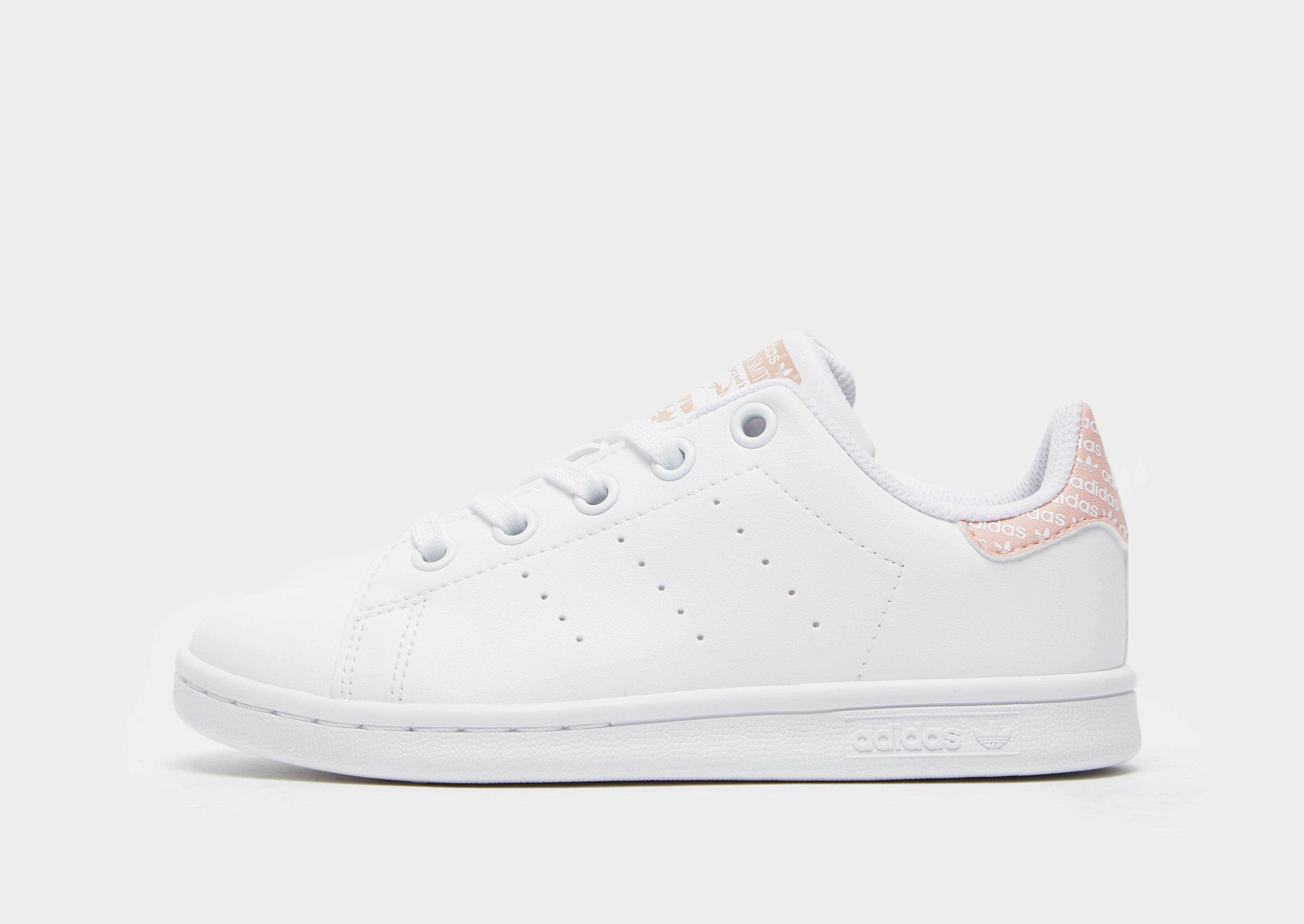 Details about New adidas Originals Kids' Stan Smith Trainers