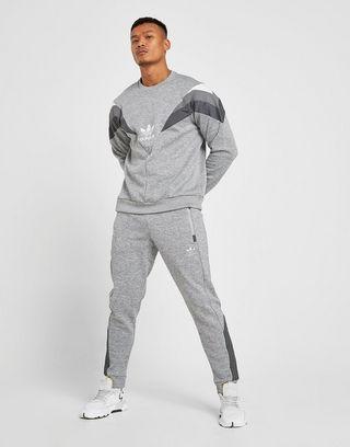 adidas Originals Street 90s Crew Sweatshirt | JD Sports