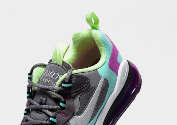 stable quality uk store authorized site Nike Air Max 270 React Junior | JD Sports