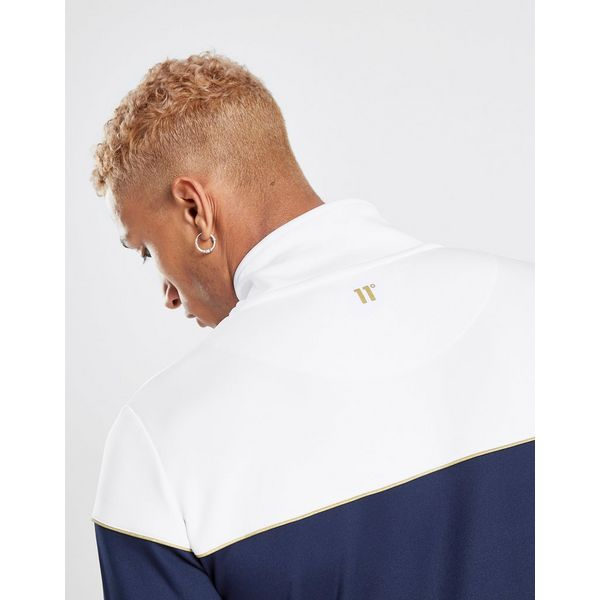 11 Degrees Poly Track Top