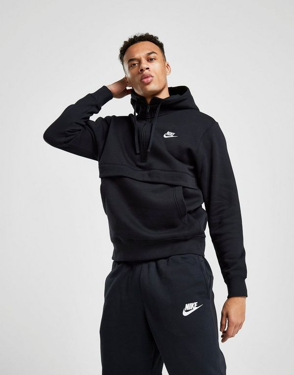 the best attitude finest selection buying cheap Nike Foundation Half Zip Hoodie | JD Sports Ireland
