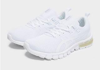ASICS , Chaussures de Course pour Homme Blanc Weiß Blanc
