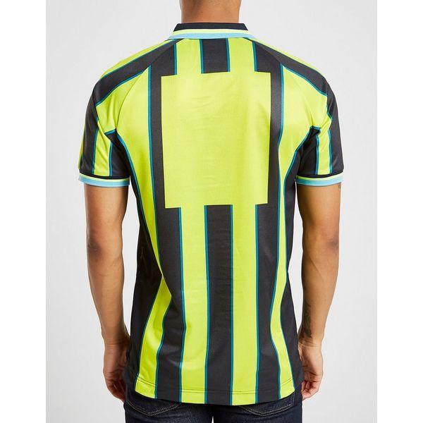 Score Draw Manchester City FC '99 Away Shirt Heren