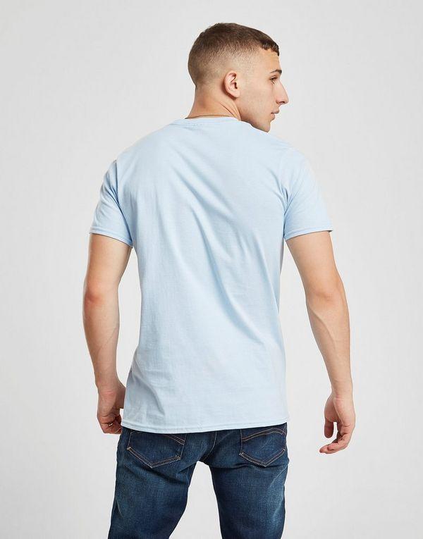 Official Team I Heart Manchester Short Sleeve T-Shirt Heren