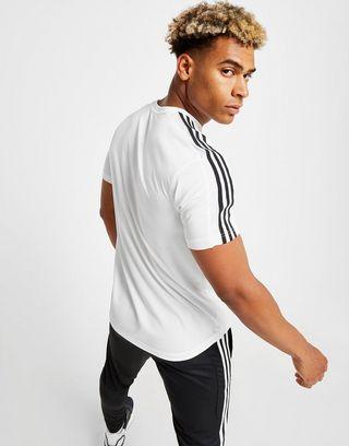 adidas D2M 3-Stripes T-Shirt Heren