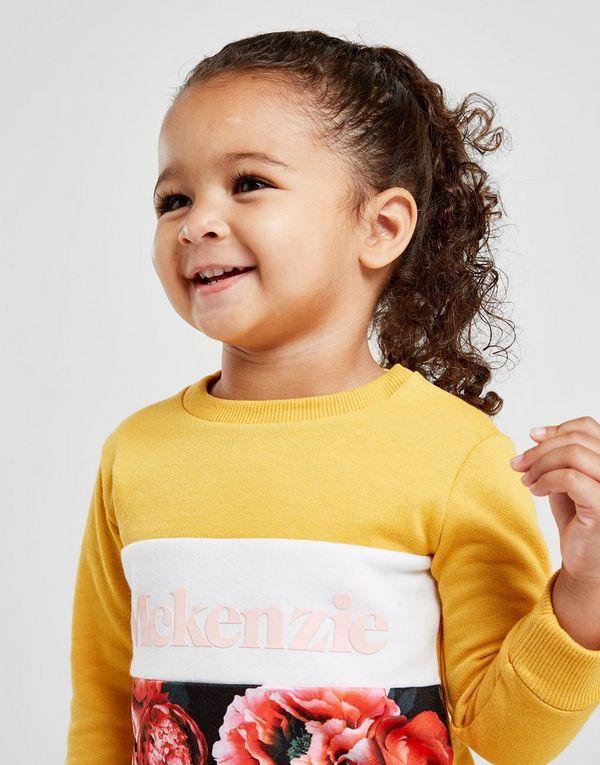 McKenzie Girls' Micro Mercy Crew Suit Baby's