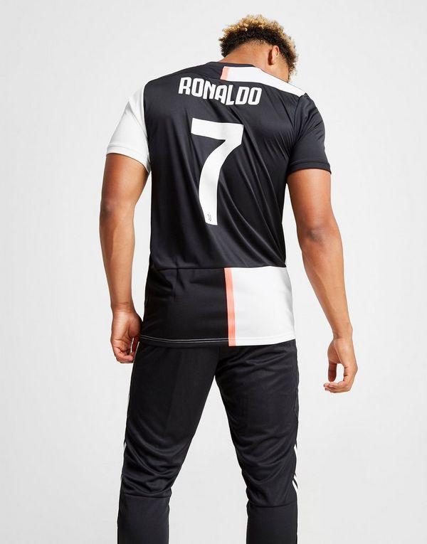 wholesale dealer e25f0 8fe4a adidas Juventus FC 2019/20 Ronaldo #7 Home Shirt | JD Sports ...