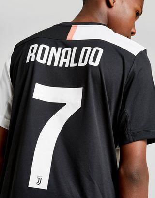 huge selection of bb122 b81d2 adidas Juventus FC 2019/20 Ronaldo #7 Home Shirt Junior | JD ...