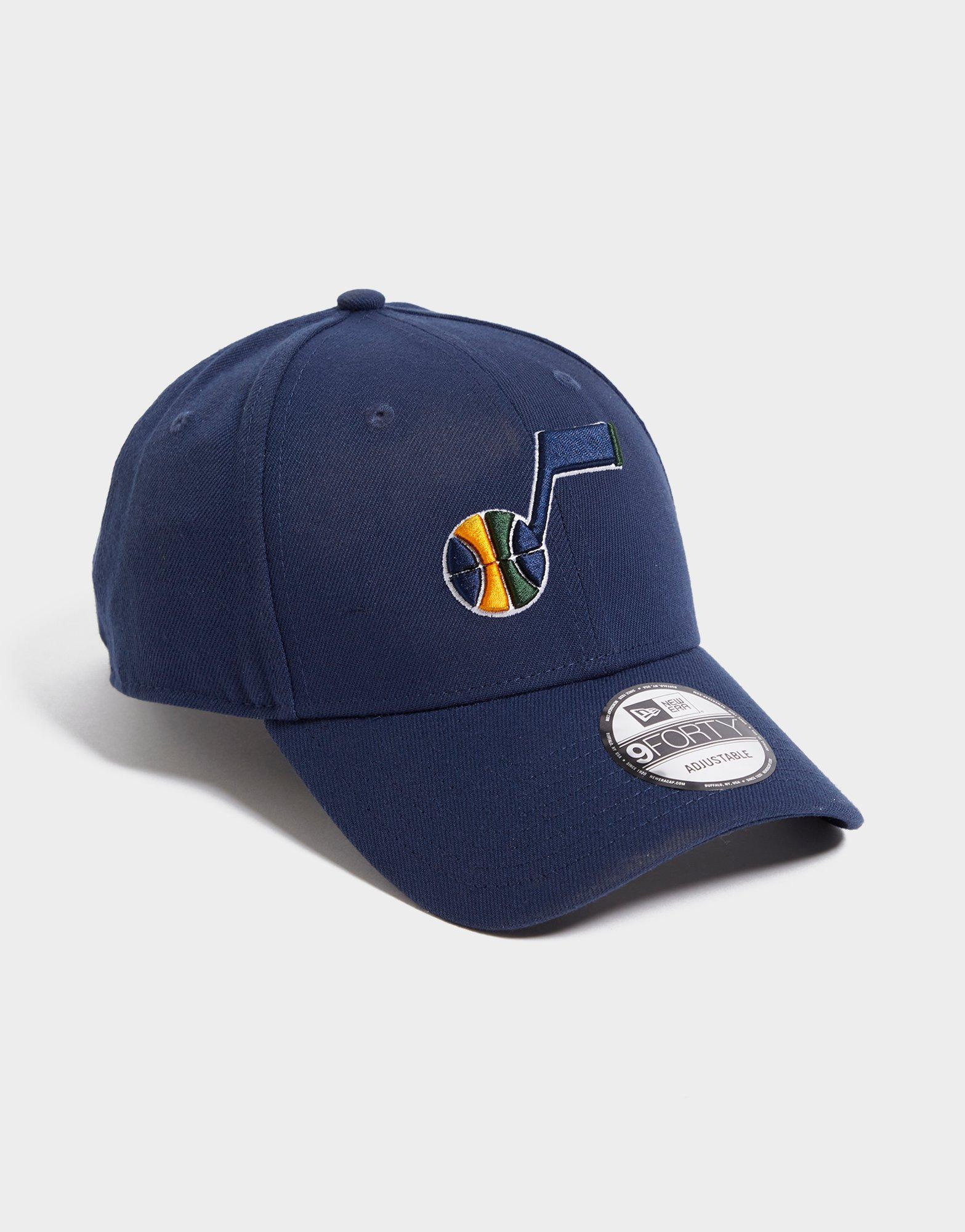 New Era 9Forty Cap NBA LEAGUE Utah Jazz navy