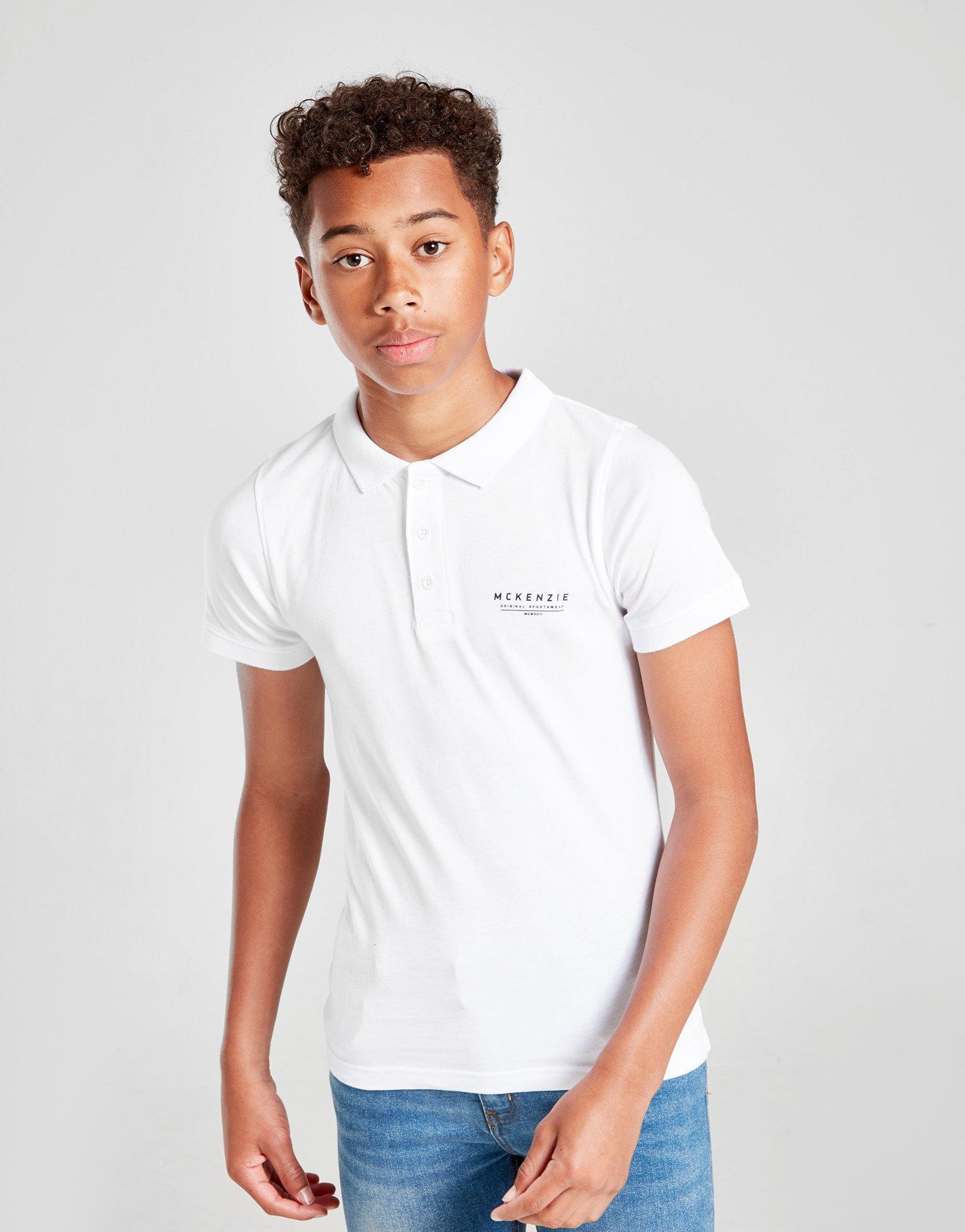 New Mckenzie Men's Essential Polo Short Sleeve Shirt