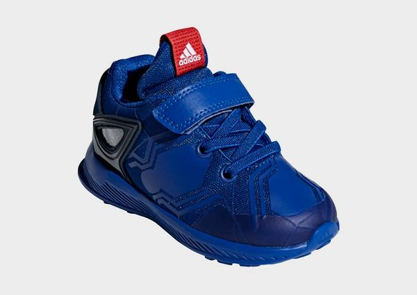28aec2f2af9c8c ADIDAS RapidaRun Spider-Man Shoes