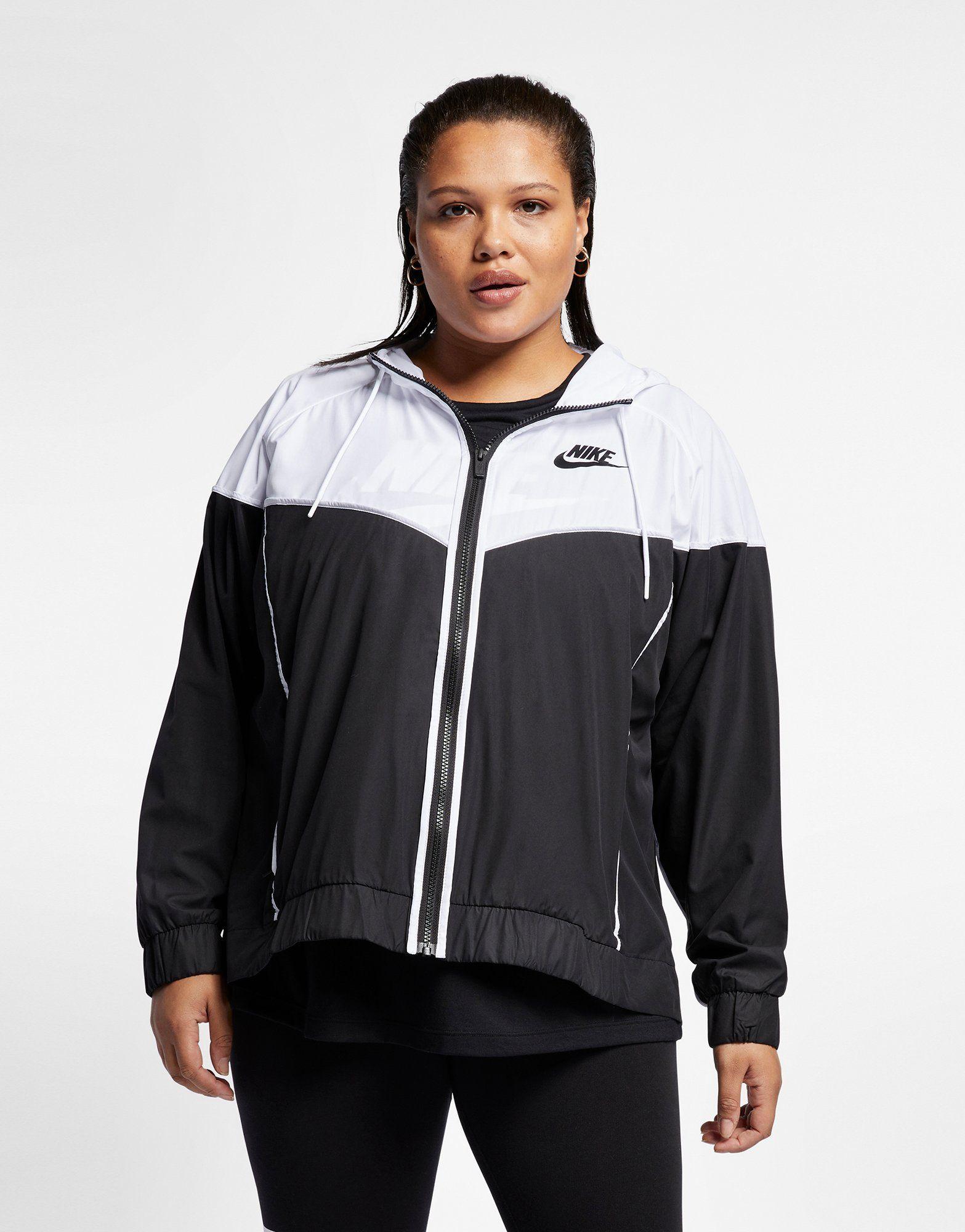 d6d18a5144d NIKE Nike Sportswear Windrunner (Plus Size) Women s Jacket