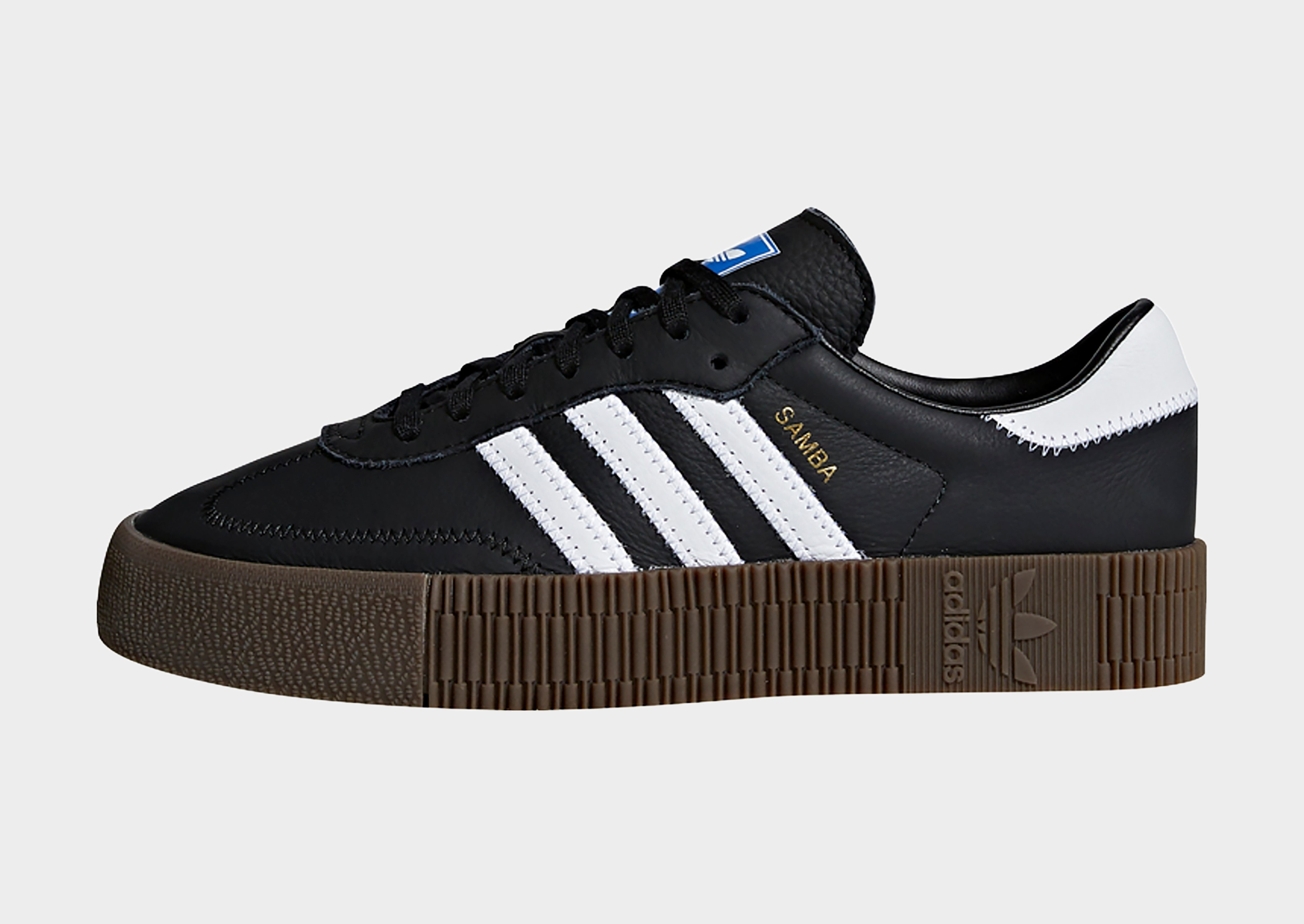 cheap for discount ba73b 7205f ADIDAS SAMBAROSE W   JD Sports