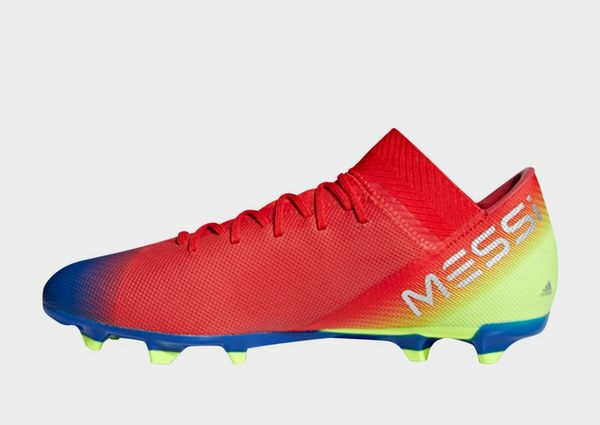ADIDAS Nemeziz Messi 18.3 Firm Ground Boots  8369b8c68d6