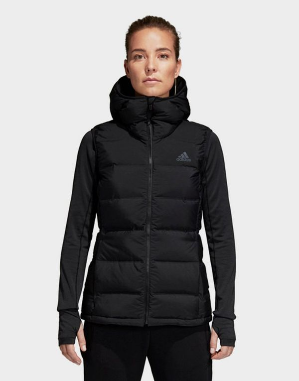 16c07495d462 ADIDAS HELIONIC Down Hooded Vest