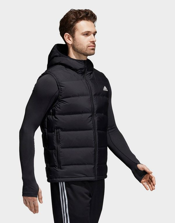 3565d214f3b9 ADIDAS Helionic Hooded Down Vest