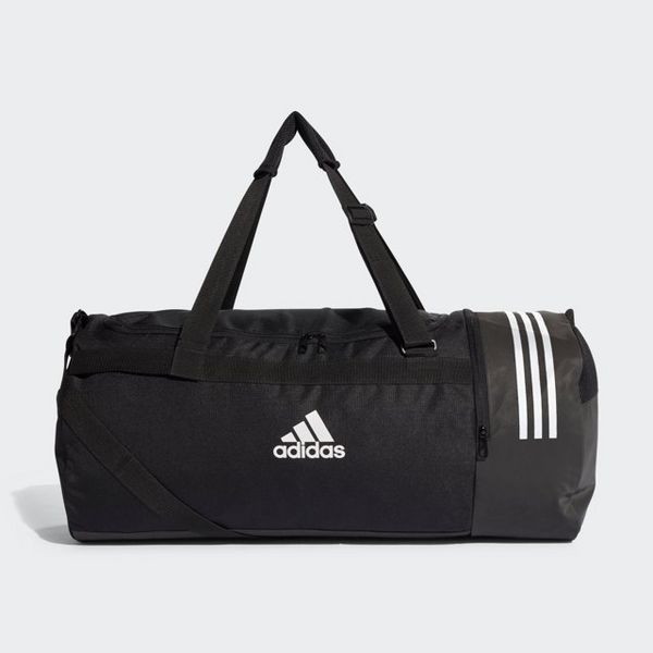 08d791972122 ADIDAS Convertible 3-Stripes Duffel Bag Large